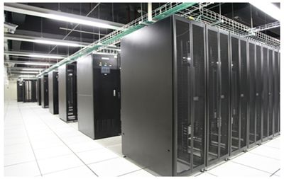 Thermal solution of modular data center